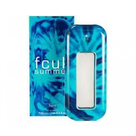 French Connection United Kingdom - FCUK Summer For Men 100ml
