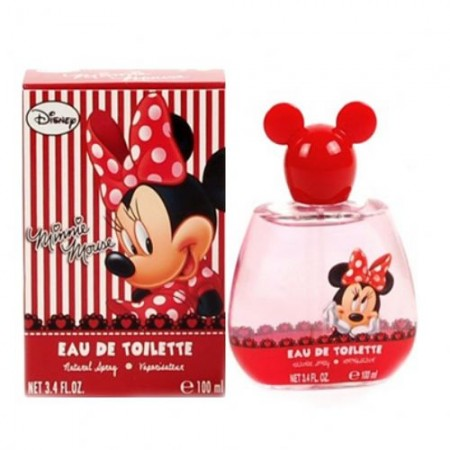Disney Minnie Mouse Perfume for Girls 100ml EDT n M